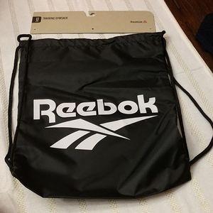 Reebok Drawstring bag